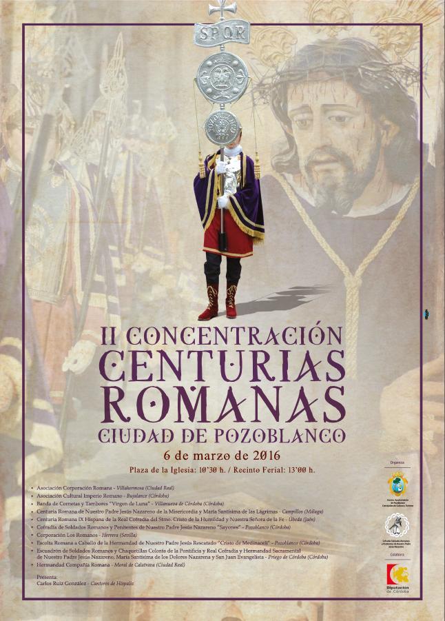 II Concentracion Centurias Romanas Pozoblanco